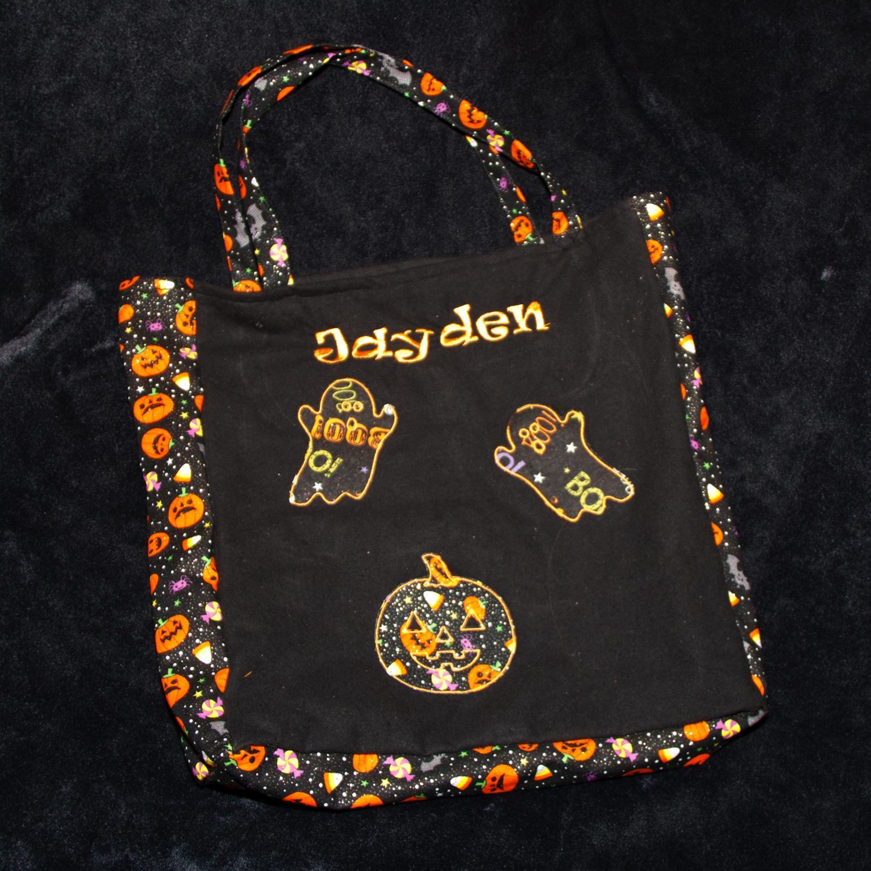 Halloween Bags!! - Crafty Doodads